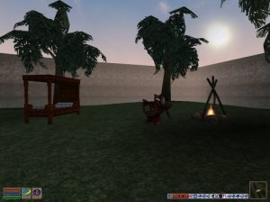 Nerevar's Magic Tent