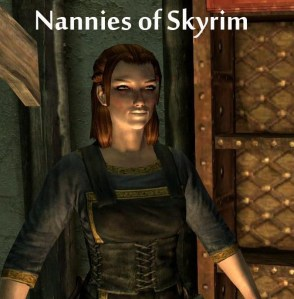 Nannies of Skyrim